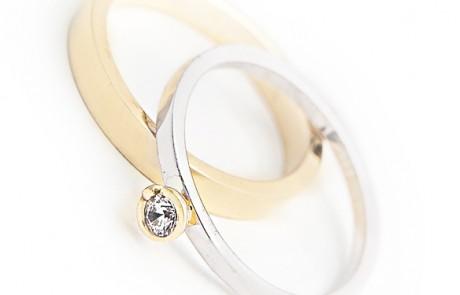 pierścionki zaręczynowe ze złota Piotrków Bełchatów